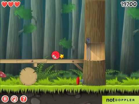 Red Ball 4: Volume 2 Walkthrough