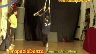 TrapezioDanzaStage - trapezio per la danza
