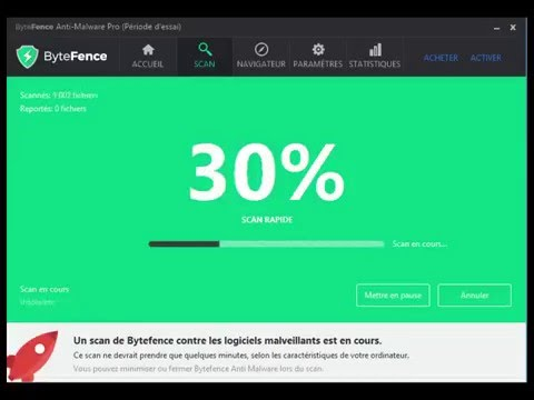 ByteFence Anti Malware - YouTube
