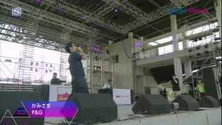 YouTube動画:SUMMIT(PUNPEE, GAPPER, SIMI LAB, THE OTOGIBANASHI'S)- LIVE @ Twilight Shower