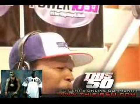 50 Cent Disses Fat Joe On Power 105.1 FULL INTERVIEW