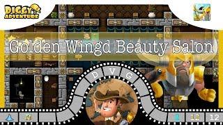 [~Odin~] #12 Golden Wingd Beauty Salon - Diggy