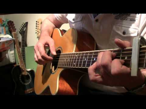 Killing Me Softly - Guitar Instrumental - Adapted and performed by Stephen Peters