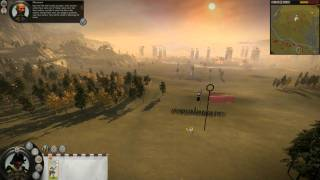 Total War: Shogun 2 Demo Gameplay and Chat