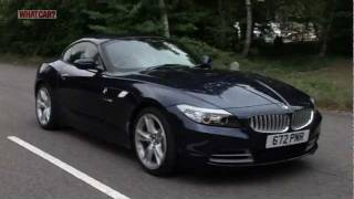 bmw z4 roadster review what car