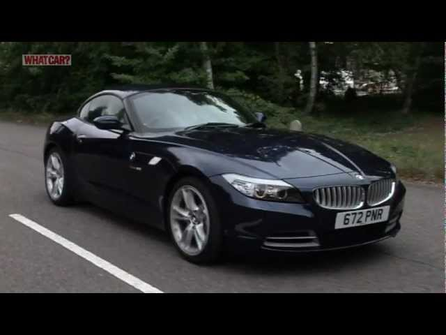 Bmw Z4 Roadster Review What Car Video Watch Now Autoportalcom