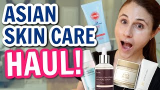 Yesstyle SKIN CARE HAUL: Korean and Japanese skin care products| Dr Dray