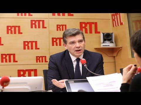 Arnaud Montebourg a répondu aux questions des auditeurs le 3 janvier 2017