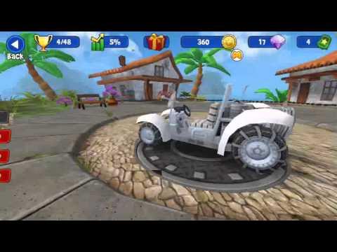 BB racing :: เกมแข่งรถน่ารัก โหด มัน ฮา