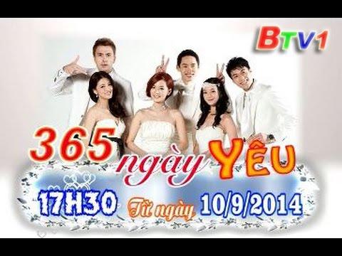 Phim Đài Loan: 365 ngày yêu (17h30 BTV1 các ngày trong tuần từ 10/9) -  YouTube