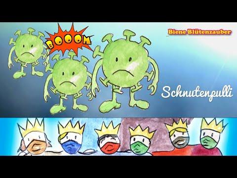 Schnutenpulli (über Nase und Mund) - Lied gegen Corona Viren - Achtung: Ohrwurm!