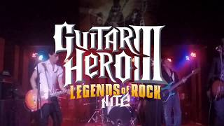 Guitar Hero Band - Barracuda ♦ En vivo Ánimal Rock 02/10/18 - ROSARIO ♦