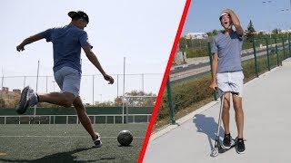 MES TALENTS DE FOOTBALLEUR + Nouveaux tricks !