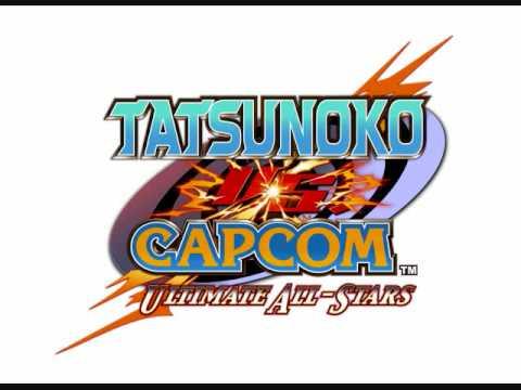 Tatsunoko vs. Capcom: Ultimate All-Stars Music -- Orbital Ring Systems Cargo Bay