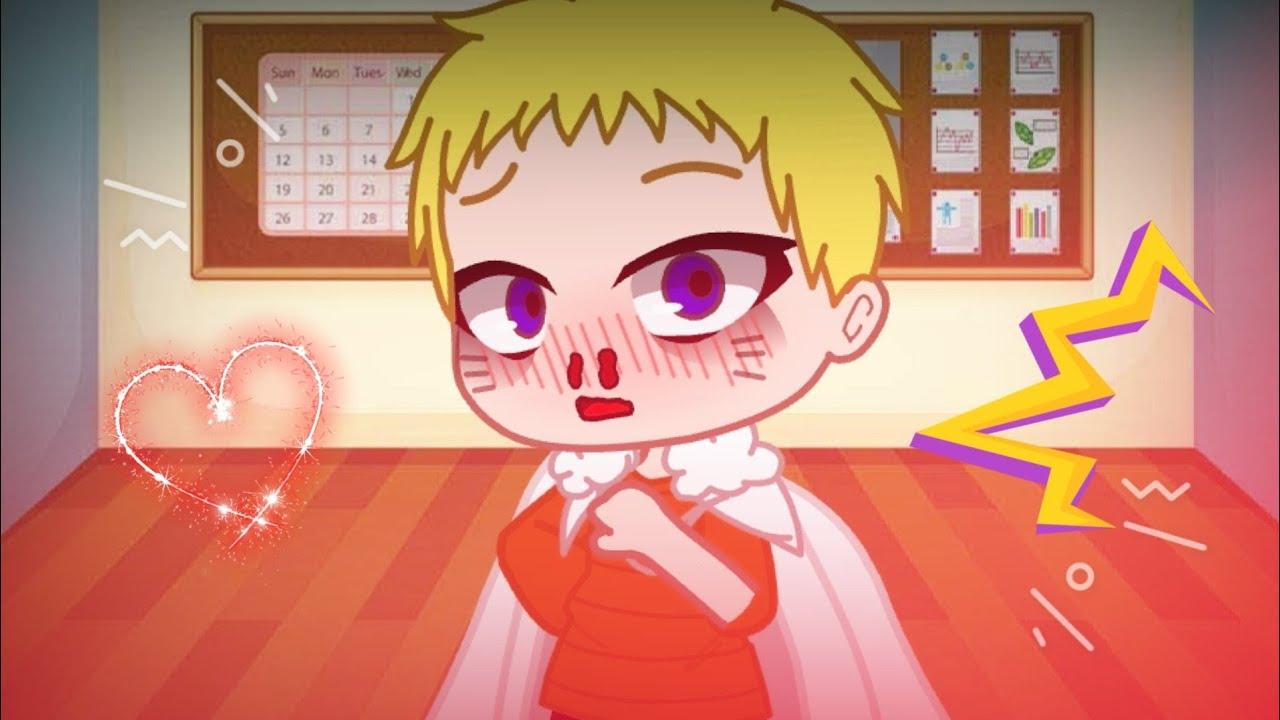 Everyone is looking at the Hokage,but... - Meme - Gacha Club - Naruto Hokage