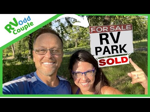 No RV Park Vacancy… so we're buying our OWN campground
