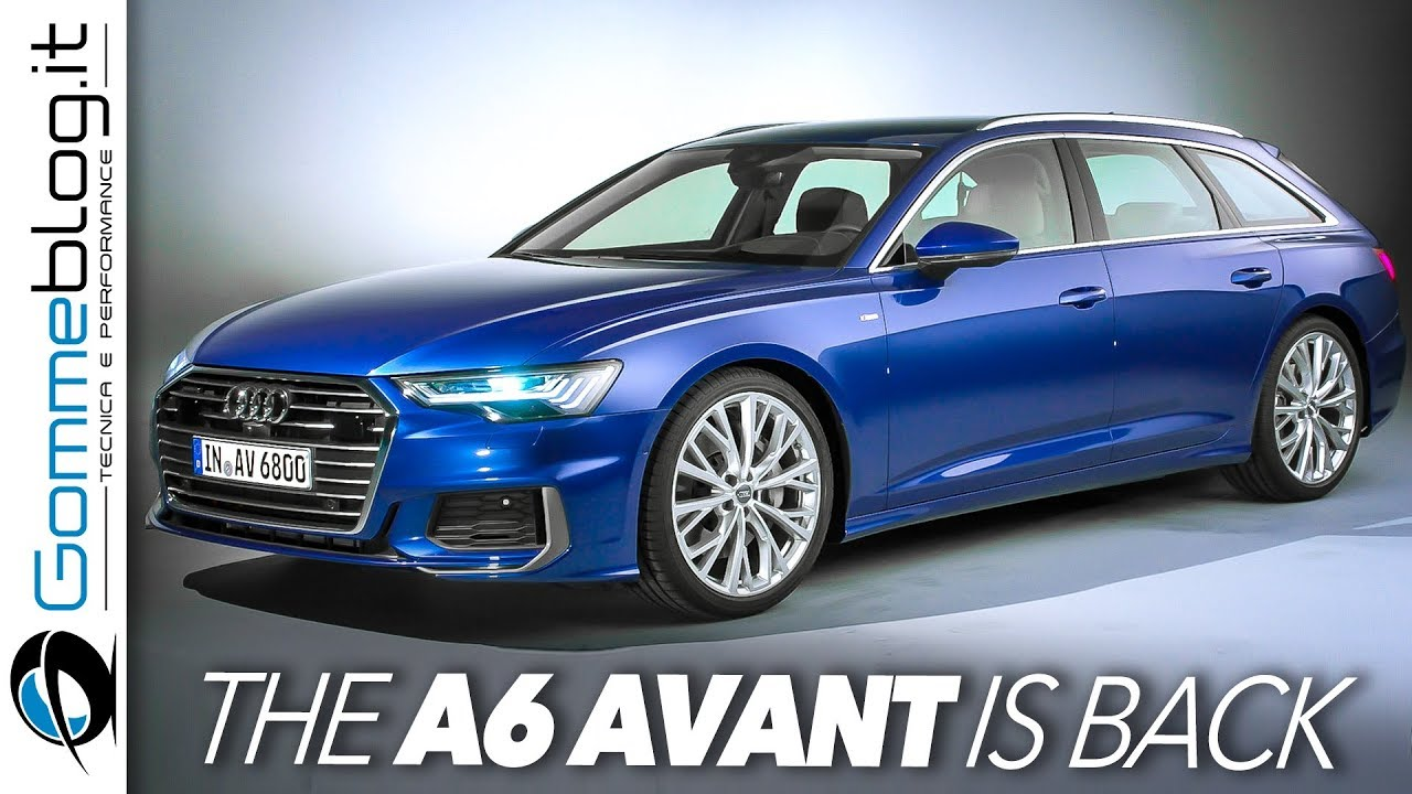 Audi A Avant INTERIOR EXTERIOR Car Design Better Than BMW - Car audi a6
