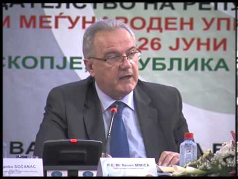Neven Mimica - 22nd International Steering Committee Meeting [English]