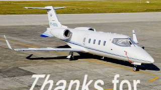 Scratch Build R/c Learjet  55  (part-1)