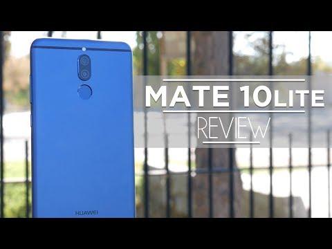 Huawei Mate 10 Lite ¡NO TE COMAS EL VERSO! SON 4 PERO... Review En Español [Argentina]
