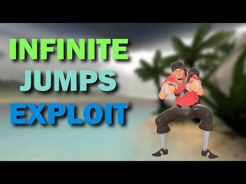 TF2 Exploit - Meet the Flying Scout (infinite jumps)