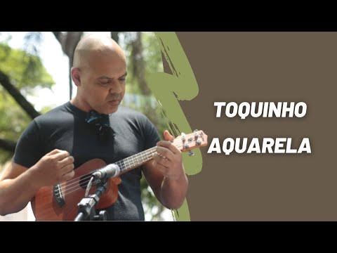 Toquinho Aquarela Versao Em Ukulele Por Alexandre Belao