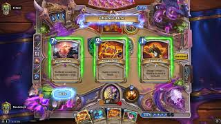 [Hearthstone] Quest warrior no match for 48dmg Drakonid Operative