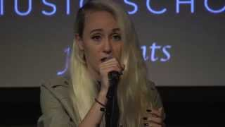 Live Showcase: Leila Anderson, Sarah Tyler and Noomi