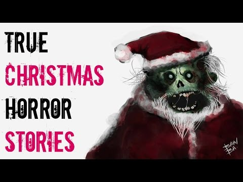 3 Scary TRUE Christmas Horror Stories