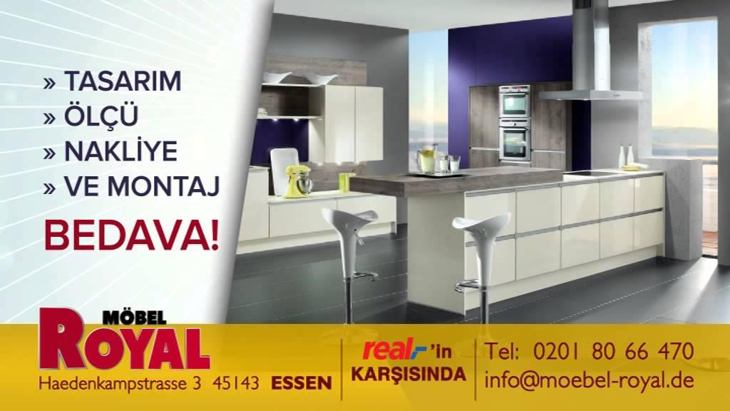 Möbel Royal mobel royal mutfak kampanyasi