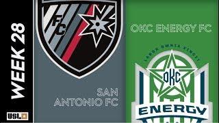 San Antonio FC vs. OKC Energy FC: September 14th, 2019