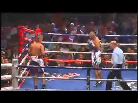 Box Azteca-Salido vs López