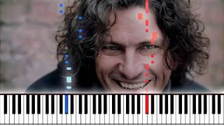 Скрябін бультер'єр ноти фортепiано