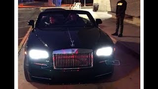 LONZO Ball Gives Parents ROLLS ROYCE for Christmas