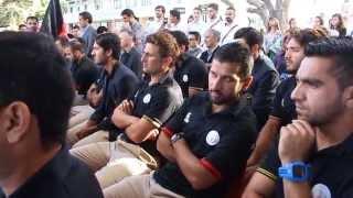 Daniel Murfitt | Principal WCC College - Speech @ Welcoming Ceremony of Afghan Cricket Team