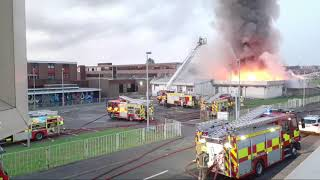 Woodmill High School On Fire,  25-26/08/2019  (12 HOURS OF THE FIRE)