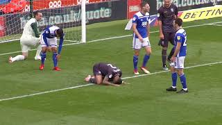 SHORT HIGHLIGHTS: Birmingham v Sheffield Wednesday