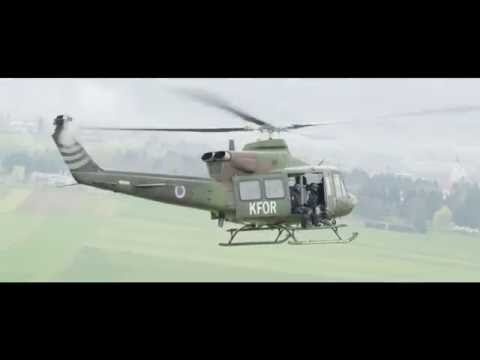Inside Look: Slovenian Army Air Support Unit's Bell 412