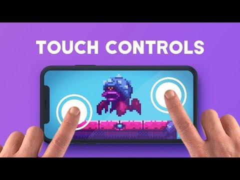 TOUCH CONTROLS In Unity!