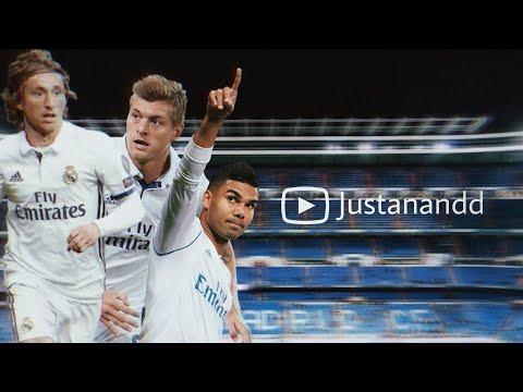 Kroos-Modric-Casemiro   The rulers of Realmadrid midfield   Football whatsapp status