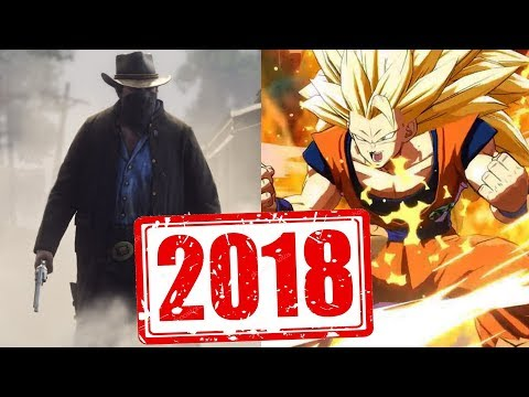 Top 10 - Upcoming games 2018