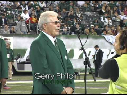 2011 Jets Ring of Honor Induction Ceremony