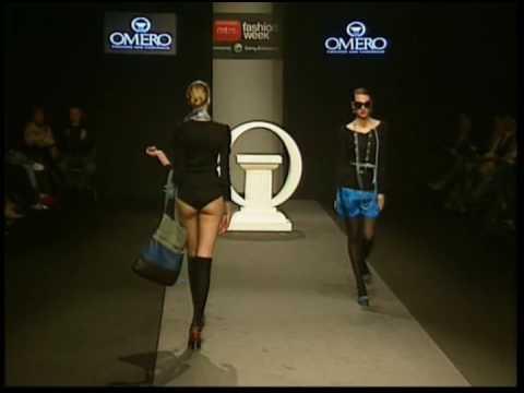 OMERO COLLANT Fashion Show Belgrado 2009