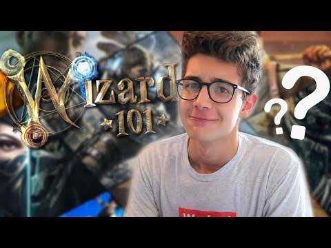 What Games Am I Playing Right Now? (Wizard101)