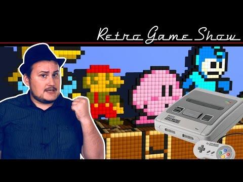 [Спецвыпуск] Retro Game Show