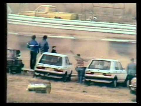 SA Formula 2 / Atlantic racing - Kyalami 31/05/82
