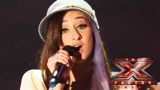 ישראל X Factor - ענבל ביבי - Where Is The Love
