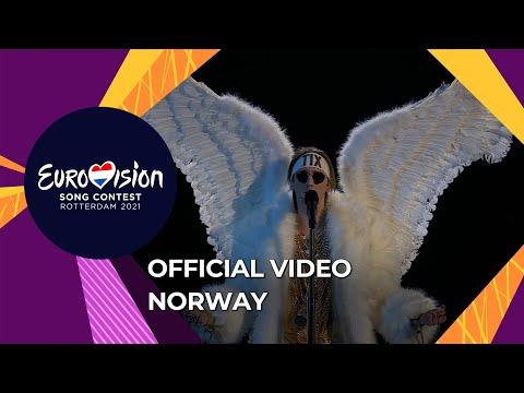 TIX - Fallen Angel - Norway 🇳🇴 - Official Video - Eurovision 2021