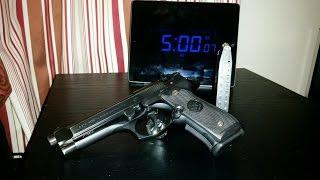 Beretta 92fs: Nightstand Gun?