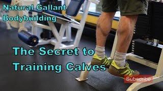 The Secret to Calf Training